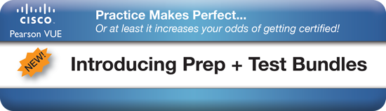 Practice Makes Perfect... or at least it increases your odds of getting certified!