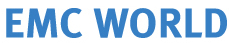 EMC World logo